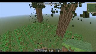Minefactory Reloaded - Harvester/planter Setup For Automatic Saplings Wood And Apples