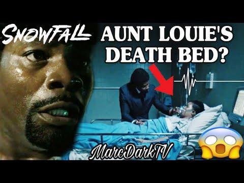 Download SNOWFALL SEASON 4 AUNT LOUIE'S DEATH COMING?