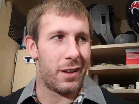 Texans Owen Daniels following win vs. Steelers