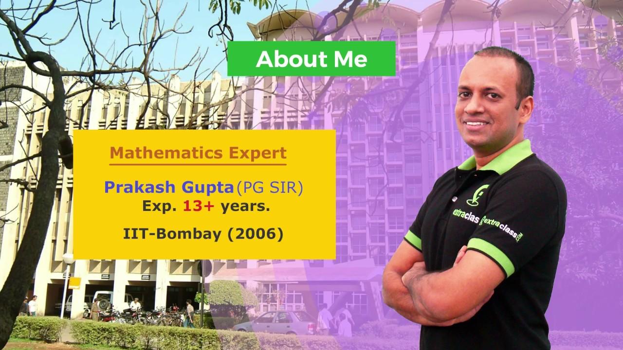 Meri Kahani - By Prakash Gupta (PG Sir) | B Tech (IIT Bombay) | StudTeacher at Extraclass.com