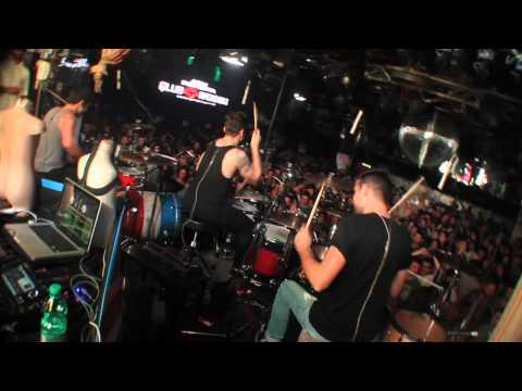 We Love Drums - Volcano (Behind the scenes)