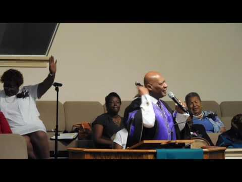 Bishop Reginald T. Jackson – Celebrating Saint Paul AME Church – Macon 146th Anniversary