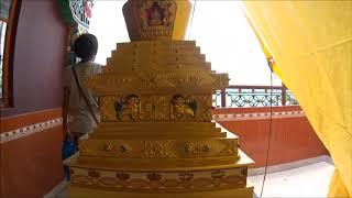 Тибет Влог 403. Самая необычная тибетская уличная еда из жира со специями. + Обзор Буддийского храма