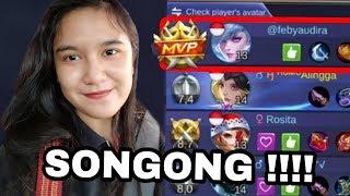 PUNYA PACAR BELAGU !! SEKIAN LAMA AKHIRNYA BISA MVP JUGA !!! - Mobile Legend Indonesia