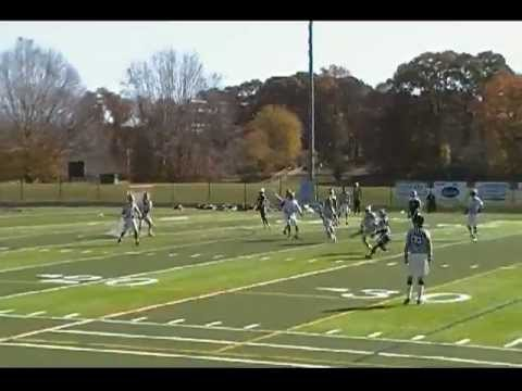Jason Ziegler Lacrosse goalie 2013 Recruiting Highlights