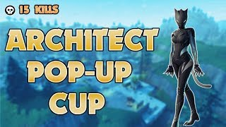 ON FIRE NO POP-UP CUP! 15 KILLS 🏆 Fortnite Battle Royale - Shikai