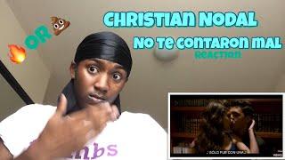 """Christian Nodal- """"no Te Contaron Mal"""" Reaction"""