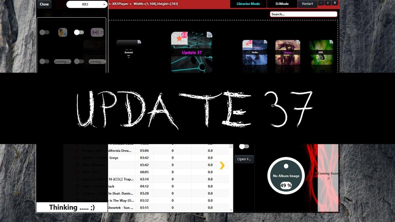 Java Media Player: Update 37 + GitHub Code [XR3Player]