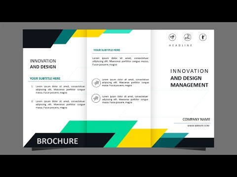 How To Make A Brochure In PowerPoint