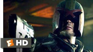 Dredd (2/11) Movie CLIP - Hot Shot (2012) HD