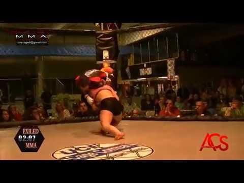 ACSLIVE.TV Present's Exiled MMA Taylor Denslow VS Sheena Star Brandenberg
