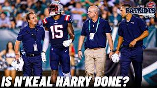 Is N'Keal Harry Done As A Patriot?