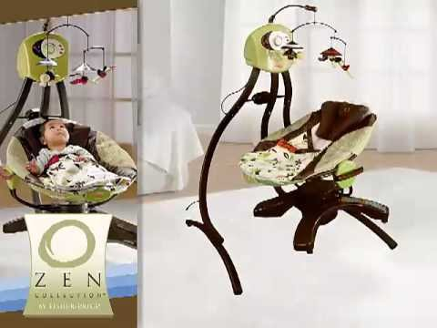 Fisher-Price - Zen Collection Cradle Swing