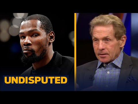 "Skip & Shannon on KD calling Kendrick Perkins a ""sellout"" for critiquing Kyrie 