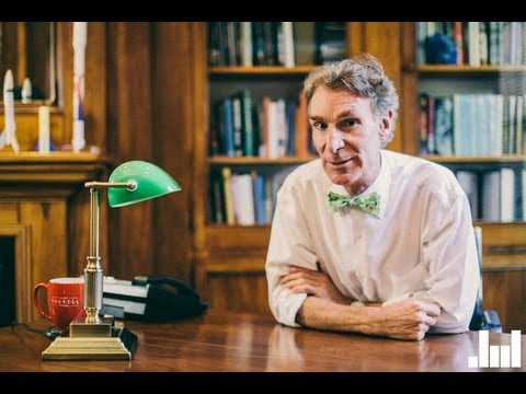 Bill Nye Interview | NMR Feature
