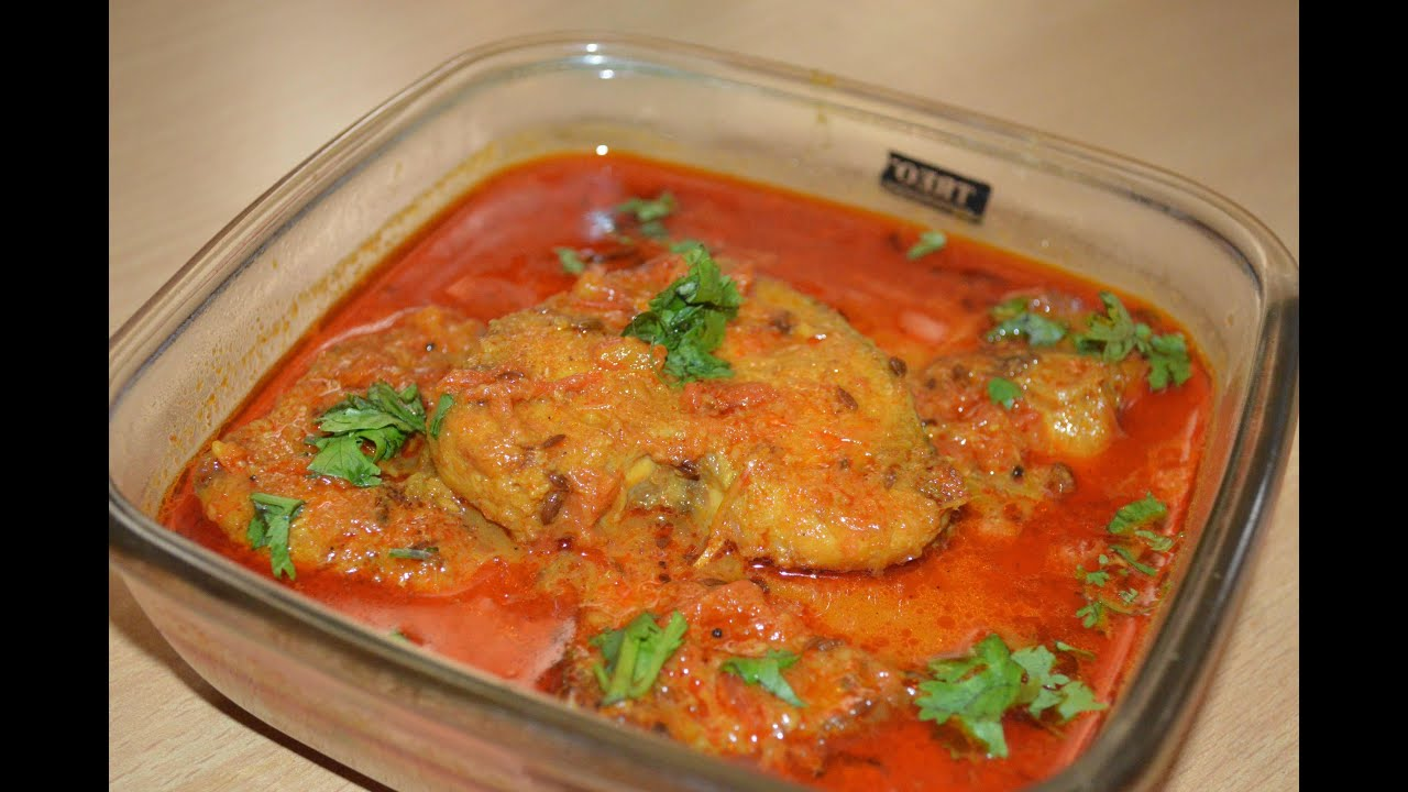 Easy fish curry recipes