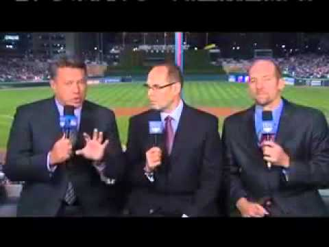 Ernie Johnson gets confused
