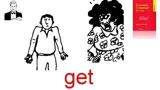 Глагол 'Get' основные значения и варианты перевода.