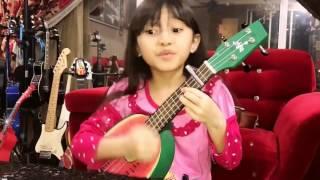 gak nyangka anak kecil bisa hafal lagu despacito