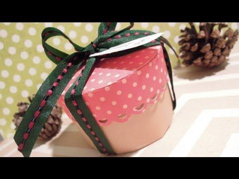 Caja Redonda De Carton Corrugado Imagui