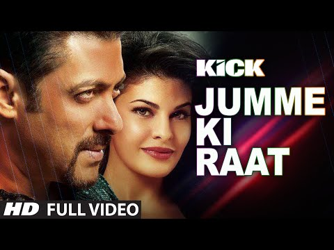Jumme Ki Raat Full Video Song | Salman Khan, Jacqueline Fern