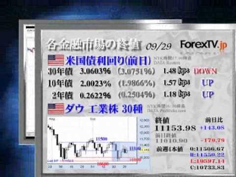 ドイツEFSF拡充案を可決もユーロ重い‐ForexTVマーケット・レビュー