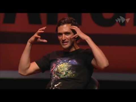 Ecstasy, Awe, Imagination: In Conversation with Jason Silva at Sydney Opera House