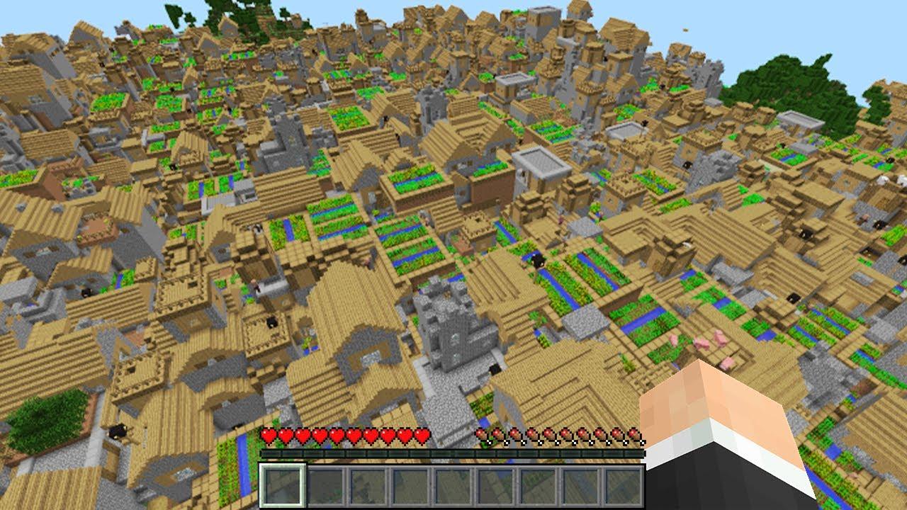 Download I found the WORLDS BEST SEED in Minecraft...
