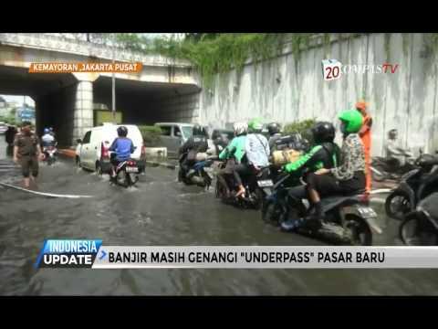 Genangan Air Masih Rendam Ibu Kota Jakarta Mp3