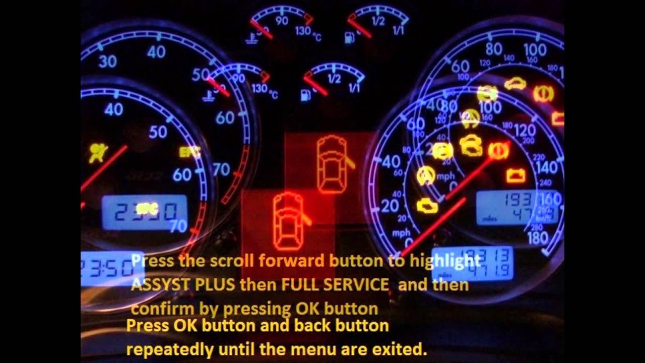 chevy cobalt reset tire pressure