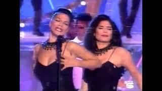 Azúcar Moreno - Hazme el amor (Nochevieja 1993)