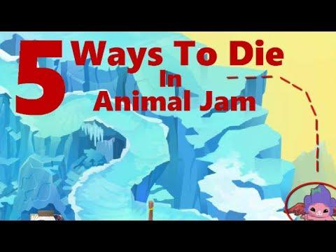 5 Ways To Die In Animal Jam