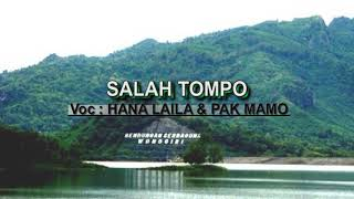 Gambar cover Salah Tompo TONY'S ENTERTAIMENT