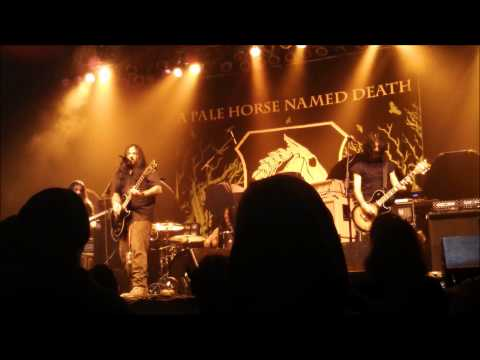 A Pale Horse Named Death-Shallow Grave live 10/18/13