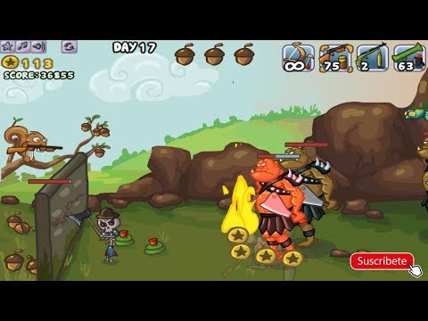 Descargar Videos De Youtube Juegos Friv 2018 Defend Your Nuts