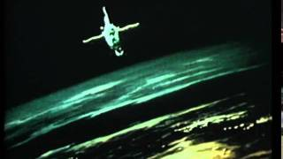 CIA video briefing for Reagan: The Soviet Space Program