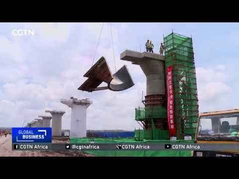 Ongoing SGR construction in Kenya raises concerns over the environment