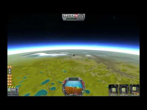 Kerbal Space Program - Suborbital Flight