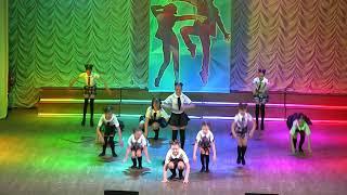 33  IMPREZA dance school Большая перемена MOTOR FEST LEVEL UP 2019