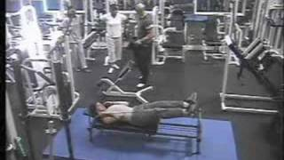 GYM GOES WRONG