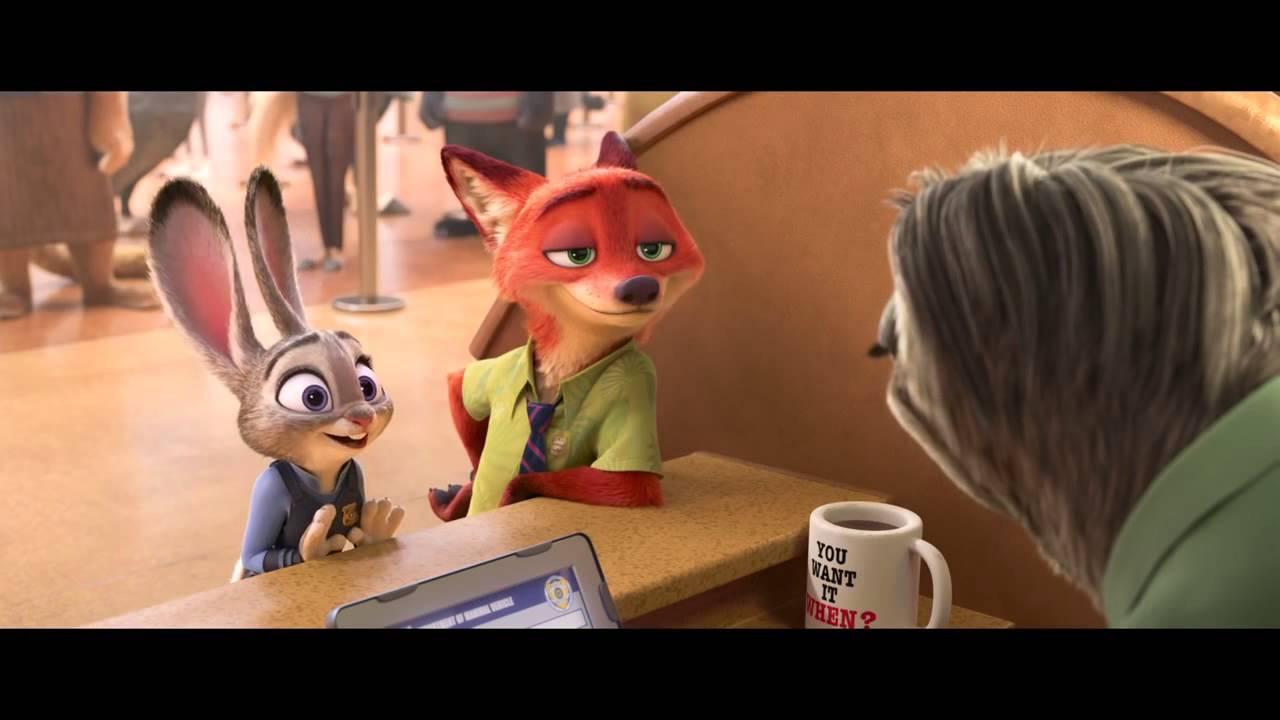 Download Zootopia (2016) Trailer