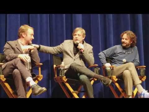 Star Wars: The Last Jedi - PGA Screening Q&A with Mark Hamill, Rian Johnson, and Ram Bergman