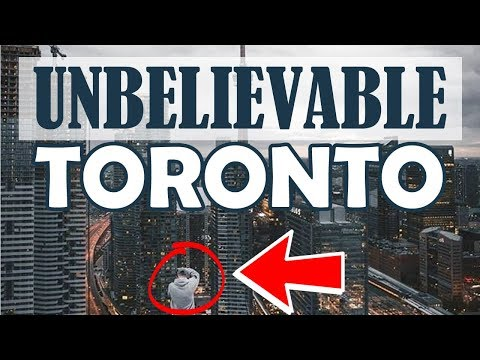 Unbelievable Toronto, Canada Travel Guide - Must-See Attractions
