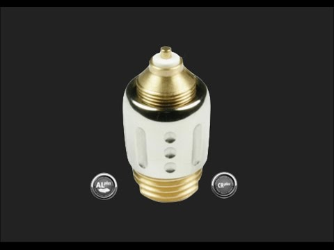 Harder and Steenbeck Airbrush Air valve fpc 126353