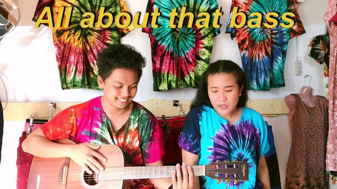 All about that bass ~ ACOUSTIC COVER