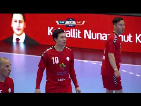 Pan Am 2018: Paraguay vs Greenland (1:2) KNR 2018-06-17