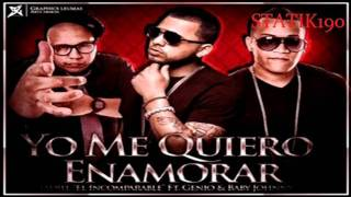 Genio & Baby Johnny Ft. Jadiel - Yo Me Quiero Enamorar