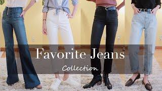 12条牛仔裤合集 | 如何挑选牛仔裤 | Favorite Jeans Collection