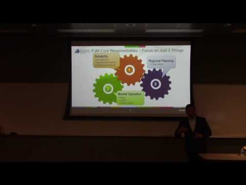 """PJM - Planning and Markets""  by Jeremy Lin, PhD, Senior Engineer and Consultant"