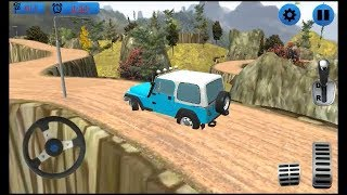 Offroad Jeep Driving Adventure 3d :Mountain Jeep 2018-Android Gameplay[FHD].